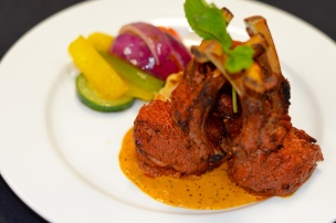 These Lamb-Chops will melt in your mouth, they are so tender and juicy