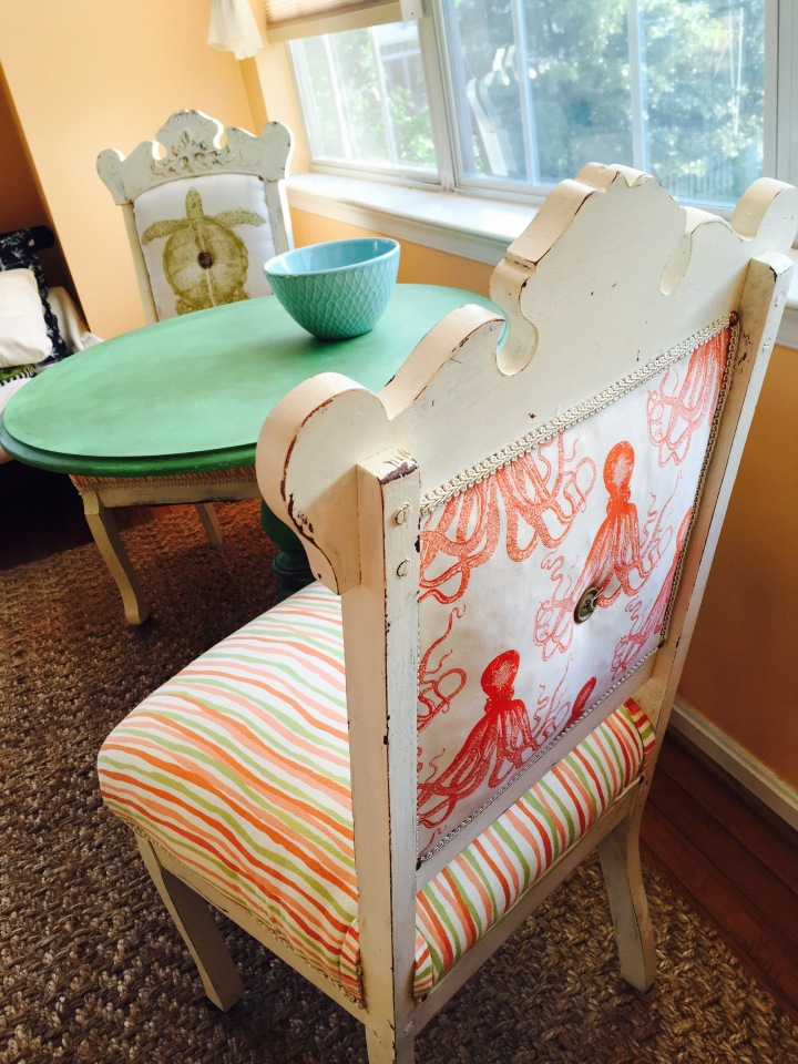 Nautical Table and Chair Set $175