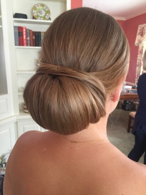 Madison Hornsby Updo